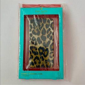 Kate Spade Leopard iKat Hardshell Case for iPhone